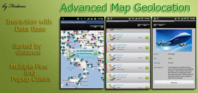 Advanced Map Geolocation - CodeCanyon Item for Sale