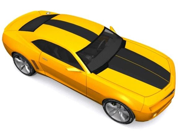 3DOcean Chevrolet Camaro 1159423
