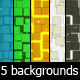 Shaking Cubes Background - VideoHive Item for Sale