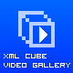 XML Cube Video Gallery - ActiveDen Item for Sale