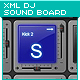 XML DJ Sound Board - ActiveDen Item for Sale