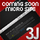 Coming Soon Micro Site Page(Bend Style) - ActiveDen Item for Sale