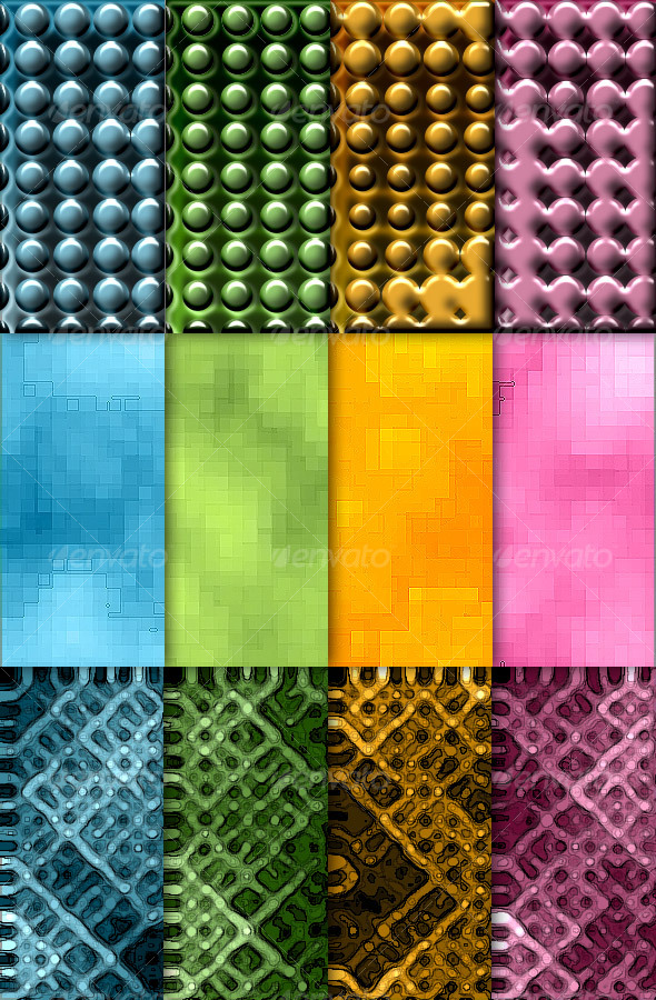 GraphicRiver Mad Mosaics 5 30584