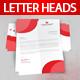Letterheads-Graphicriver中文最全的素材分享平台