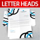 Letterhead Template-Graphicriver中文最全的素材分享平台