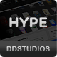 HYPE - The Ultimate Premium HTML Template - ThemeForest Item for Sale