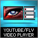 YouTube/Flv/H.264/MP3 - Video Player with Playlist - ActiveDen Item for Sale
