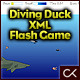 Diving Duck XML Flash Game - ActiveDen Item for Sale