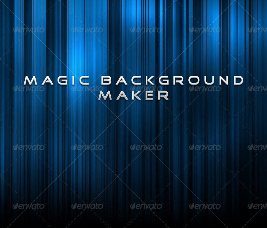Magic Background Maker