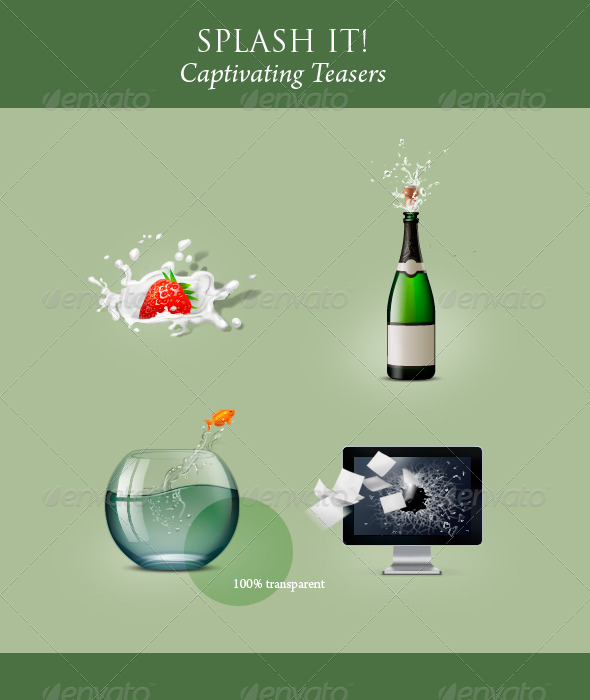 GraphicRiver Splash It 145170