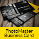 PhotoMaster Business Card-Graphicriver中文最全的素材分享平台