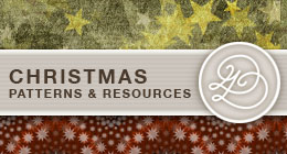 Christmas patterns & resources