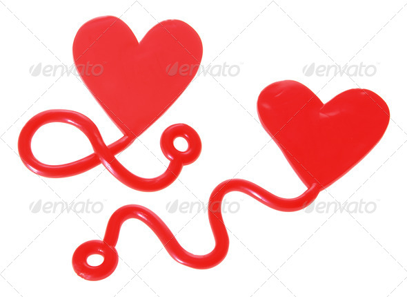 Love Hearts - Stock Photo - Images