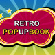 retro popup book intro - VideoHive Item for Sale