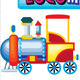 Locomotive Kids Collection - GraphicRiver Item for Sale