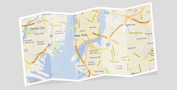 CodeCanyon Realistic-Map 1186685