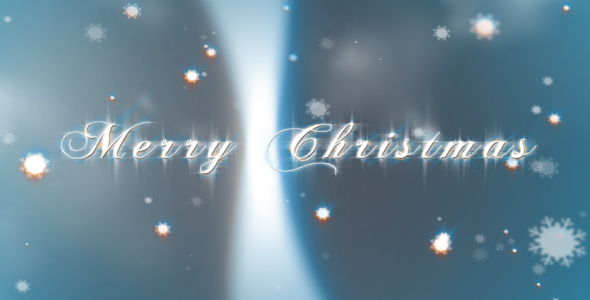 After Effects Project - VideoHive Merry Christmas No.2 142887