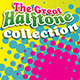 The Great Halftone Collection (22 design elements) - GraphicRiver Item for Sale