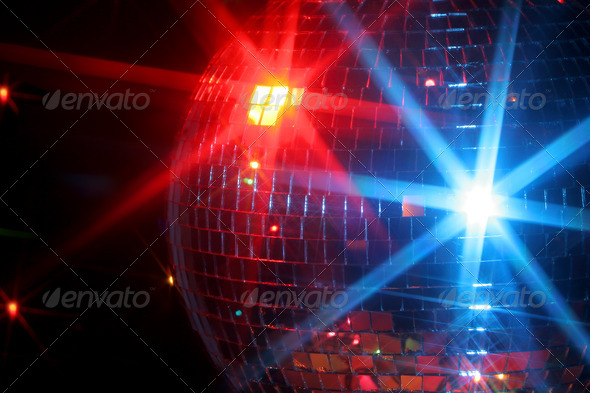 Stock Photo - PhotoDune disco ball 1205849