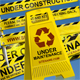 Under Construction & Under Maintenance Pack #1 - GraphicRiver Item for Sale