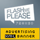 ad, advertising, banner, dark, leaderboard, leaderboardt ad, minimalistic, online advertising, online marketing, stylish, timeline animation, typo animation, web advertising, white