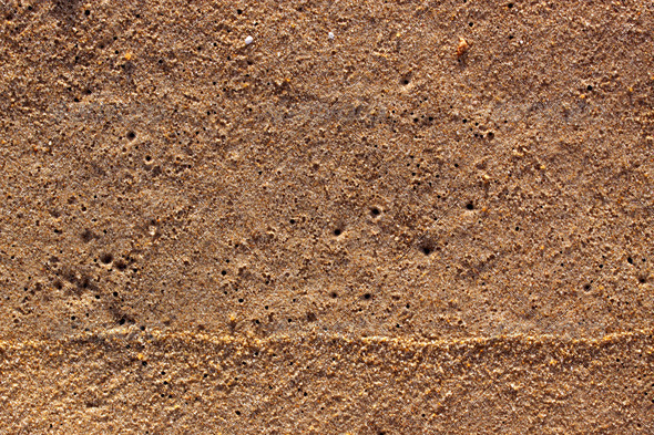 Sea sand - Stock Photo - Images