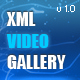 XML VIDEO GALLERY v 1.0 - ActiveDen Item for Sale