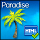 Paradise Professional xHTML Template - ThemeForest Item for Sale