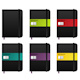 Notebook Icon in multiple colours