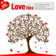 Love Tree - GraphicRiver Item for Sale
