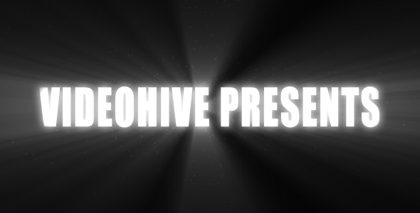 VideoHive Horror Opening Titles Project 1210543
