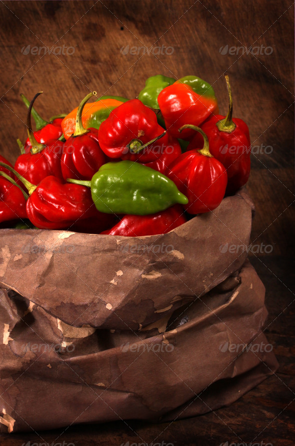 Chili - Stock Photo - Images