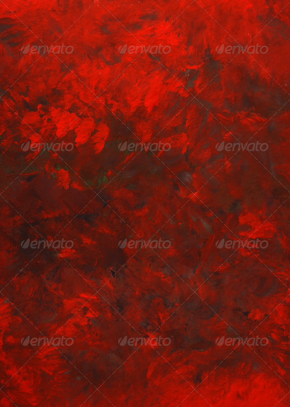 Abstract  hand painted  background - Stock Photo - Images