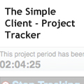 The Simple Client-Project Tracker - CodeCanyon Item for Sale