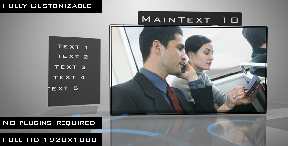 After Effects Project - VideoHive Business Pro 147905