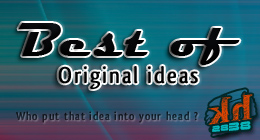 Best of Original ideas