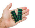 Hand with laptop memory modues - PhotoDune Item for Sale