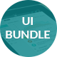 Bundle - Mobile & Tablet Ui-Graphicriver中文最全的素材分享平台