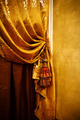 curtain with an ornament - PhotoDune Item for Sale