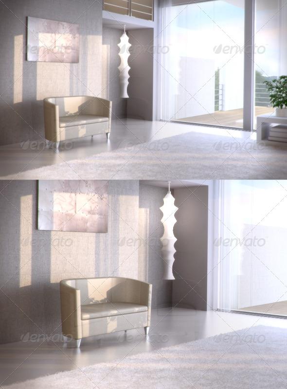 3DOcean Topdeq John Bronco sofa 94509