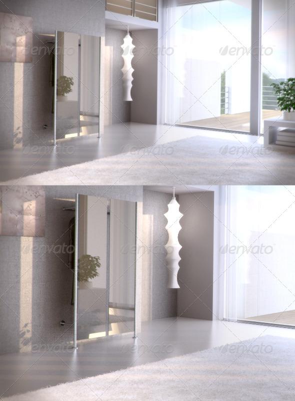 3DOcean Topdeq Cranny coat 3D Models -  Furnishings 94505