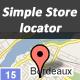 Simple Store Locator