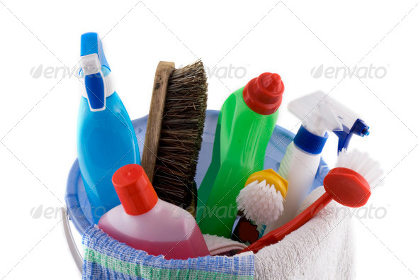 Stock Photo - PhotoDune cleaning 1233742
