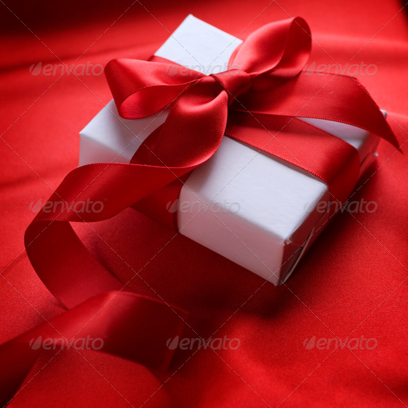Valentine Gift - Stock Photo - Images