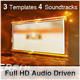 High Energy Action Pack - 3 Audio Driven Templates - VideoHive Item for Sale