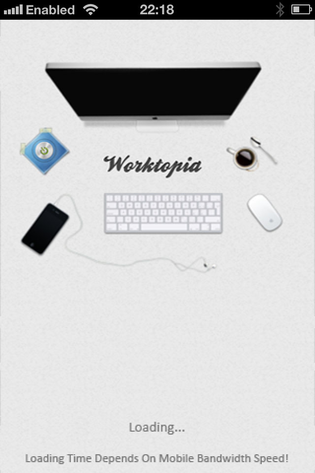 Worktropia | Unique HTML5 CSS3 Folio &amp; iPhone Page