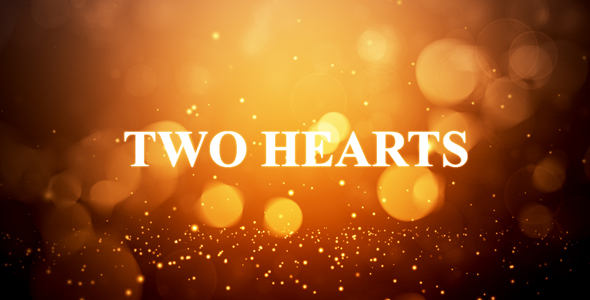 After Effects Project - VideoHive Two hearts 150415