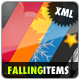 Falling items XML (all-in-one) - ActiveDen Item for Sale