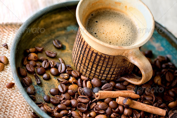 Coffe - Stock Photo - Images