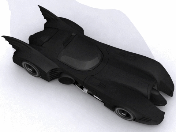 3DOcean Batmobile 1246184
